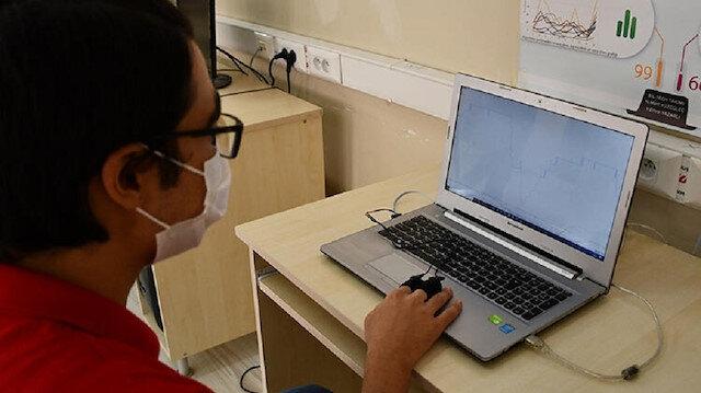 Sivaslı gençlerin geliştirdiği e-Biyosınav stresi yönetecek