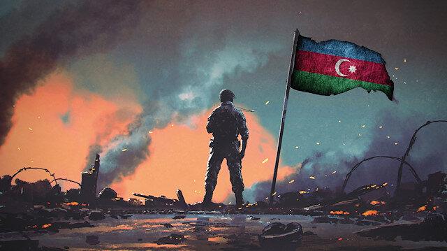 Bu kez yol açıktır Türk'ün bayrağına