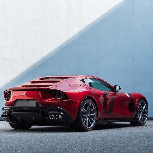 Ferrari'den yeni yol canavarı: Omologata