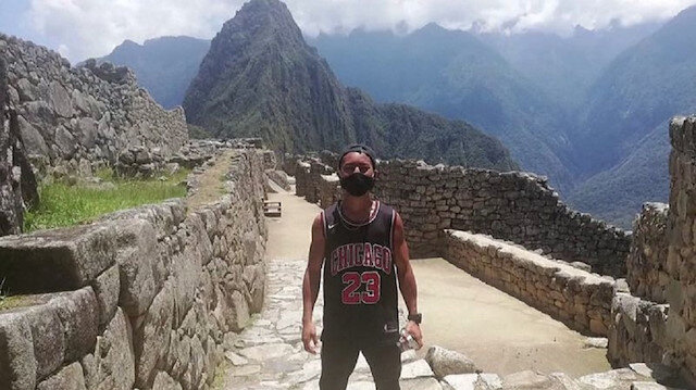 Peru'da mahsur kalmıştı: Turistik harabeler sadece onun için açıldı