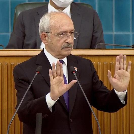Kılıçdaroğlu: Sayın Bahçeli bilsin ki Iraklı-Suriyeli Türkmenlere biz yardım yaptık, Arapça Nutuk gönderdik!