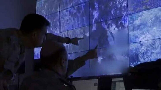 Eylem hazırlığındaki iki PKK'lı terörist gözetleme vasıtalarına takıldı: Hava harekatı ile etkisizleştirildiler