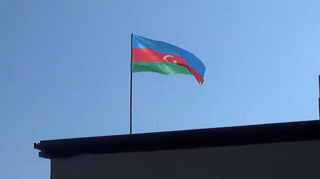 Azerbaycan, işgalden kurtarılan Hadrut kasabasından yeni görüntüler paylaştı