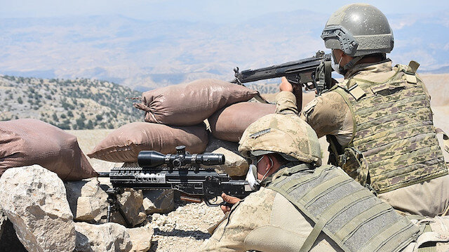 MSB: Fırat Kalkanı bölgesinde saldırı girişiminde bulunan bir terörist etkisiz hale getirildi