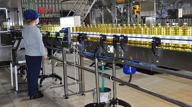 Sanayi üretiminde önemli artış