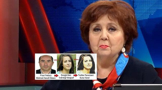 Halk TV sunucusu Ayşenur Arslan, AYM Üyesi Yıldırım'ın paylaşımını FETÖ'cü hesap üzerinden yorumladı