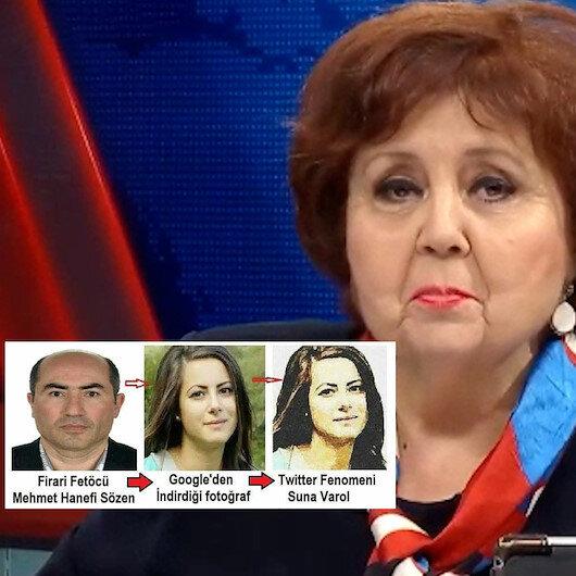 Halk TV sunucusu Ayşenur Arslan, AYM Üyesi Yıldırımın paylaşımını FETÖcü hesap üzerinden yorumladı