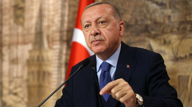 Cumhurbaşkanı Erdoğan: TTB'nin başına terör örgütünden birini getirdiler
