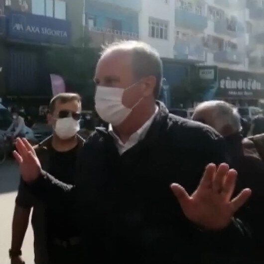 Muharrem İnceden CHP yönetimine: Güvenmiyorum, arkadaşlarıma zarar verirler