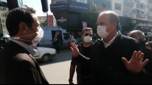 Muharrem İnce'den CHP yönetimine: Güvenmiyorum, arkadaşlarıma zarar verirler