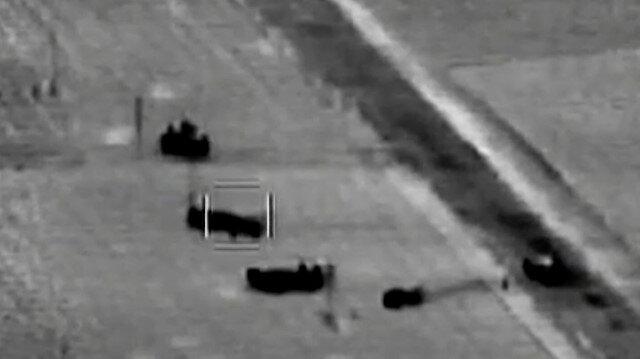 Azerbaycan ordusu, saldırı hazırlığındaki Ermenistanın füze sistemlerini imha etti