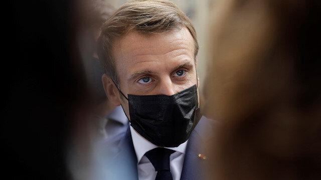 İslam düşmanı Macron'un yönettiği Fransa'da yılbaşından bu yana onlarca cami kapatıldı