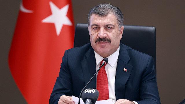 Sağlık Bakanı Fahrettin Koca: İstanbul'da COVID-19 yüzde 50 arttı