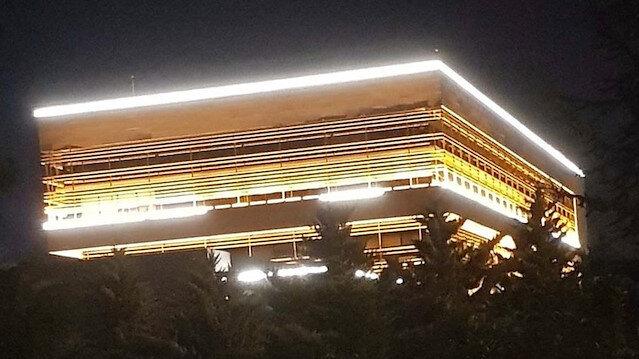 AK Parti Sözcüsü Ömer Çelik'ten 'Işıklar yanıyor' paylaşımına sert tepki: Utanç verici