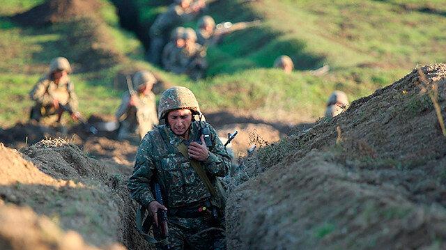 Azerbaycan Savunma Bakanlığı: Ermenistan cepheden çekilmek zorunda kaldı