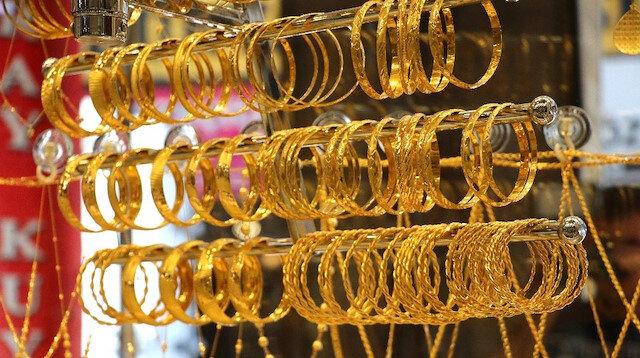 Altın fiyatlarında dalgalanma devam ediyor