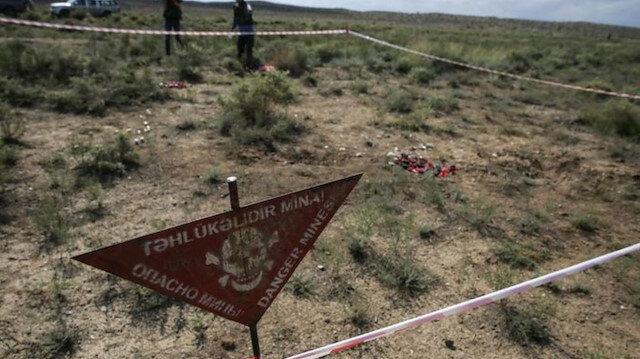 Cephede yenilgiyi hazmedemeyen Ermenistan ordusunun gözü döndü: Misket bombası ve fosfor gazını kullanıyorlar