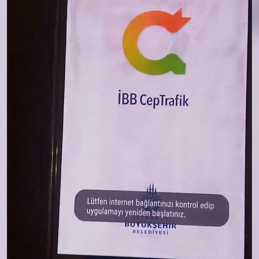 Camili logonun çıkarıldığı İBB CepTrafik uygulamasına şikayet yağıyor: Güncellemeden sonra açılmıyor