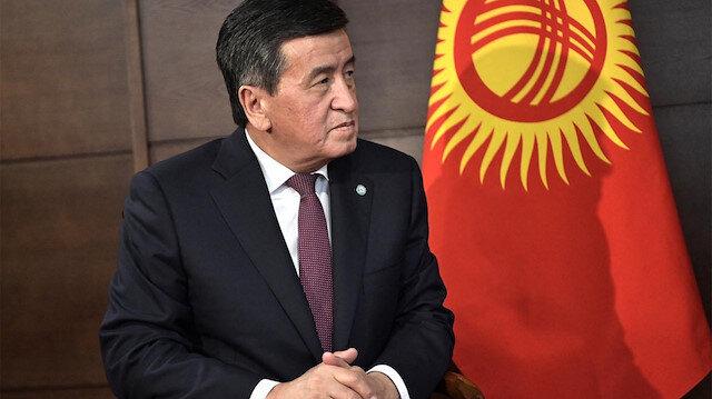 Ceenbekov parlamento seçimlerinden sonra istifa edecek