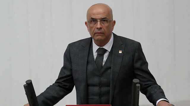 CHP eski Milletvekili Enis Berberoğlu'ndan itiraz