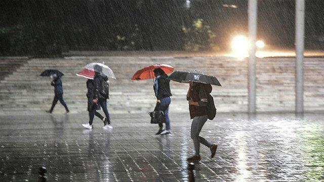 Meteoroloji'den yağış uyarısı: Yarın başlayacak, tüm Türkiye'yi saracak