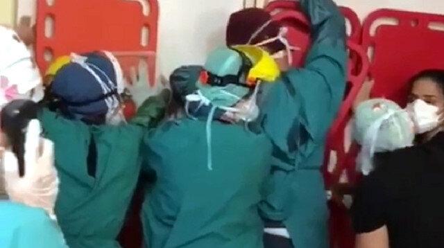 Ankara'daki sağlık çalışanlarına şiddet davasında istenen ceza belli oldu