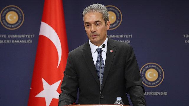 Dışişleri Bakanlığından AB Zirvesi kararlarının Türkiye'ye ilişkin bölümlerine yönelik açıklama: Tehdit dili Türkiye'ye işlemez