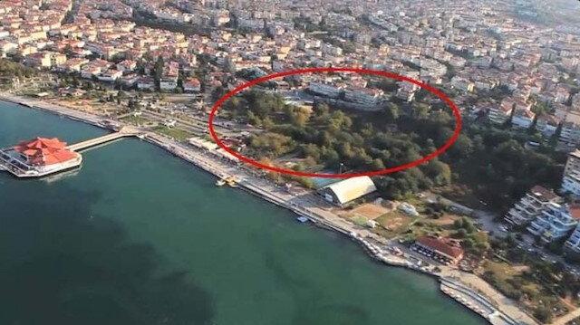 CHP'li belediye Büyükçekmece'deki Albatros Parkı'na otel dikmek istedi, meclisten geçmedi: Yeşil alan olarak kalacak
