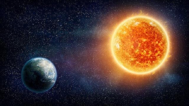 Ay, milyarlarca yıl önce Dünya'yı Güneş'ten korumuş olabilir
