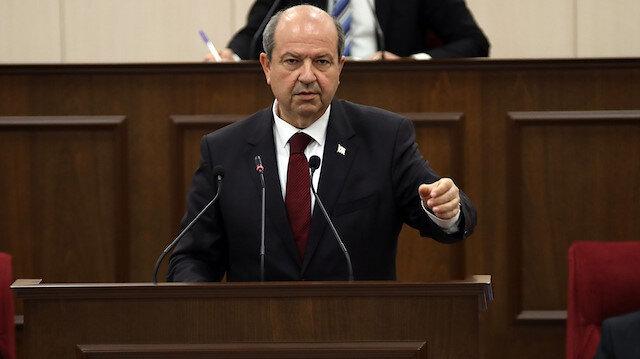 KKTC Başbakanı Tatar: Kıbrıs eski Kıbrıs değil, Doğu Akdeniz var, petrol var, gaz var ve hidrokarbon var