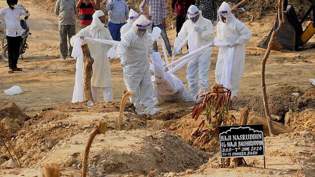 Dünyada koronavirüs bilançosu: Ölü sayısı 1 milyon 100 bini geçti
