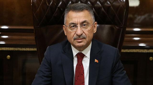 Cumhurbaşkanı Yardımcısı Oktay'dan Ermenistan'ın Gence'ye düzenlediği füze saldırısına tepki