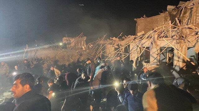 Ermenistan uykudaki sivilleri vurdu: Gence'de son durum nedir?