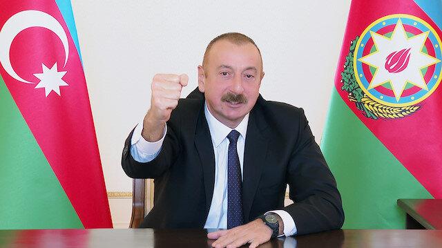 İlham Aliyev: Fuzuli şehri işgalden kurtarıldı