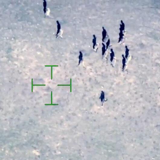 Ermenistanın cepheye gönderdiği özel kuvvetler arkalarına bile bakmadan kaçıyor