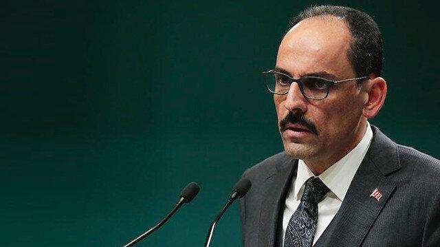 Kalın'dan Azerbaycan mesajı: Her türlü tehdite karşı mücadele edeceğiz