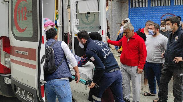İstanbul Avcılar'da komşular arasında baltalı kavga: 2 yaralı