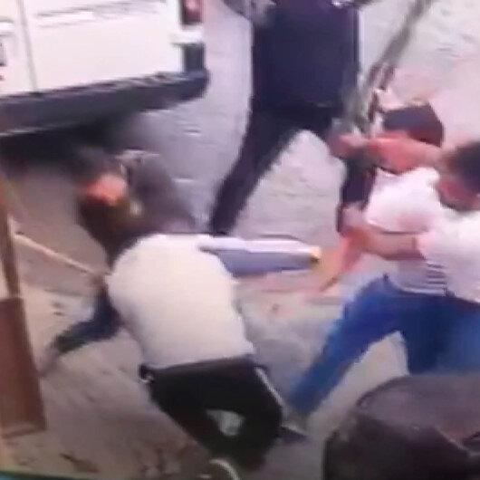 Avcılarda dehşete düşüren görüntü: Komşusunun kafasına baltayla vurdu