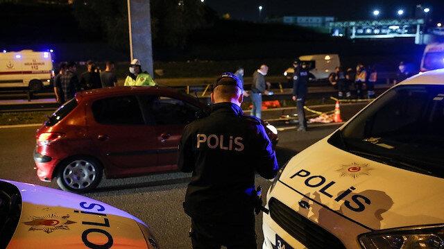 Esenler'de kadın cinayeti: yol kenarında genç kadını öldürüp intihar etti