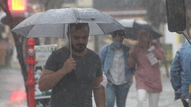 Meteorolojiden İstanbul ve 32 ile yağış uyarısı