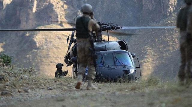 İçişleri Bakanlığı: Hatay'da 2 terörist etkisiz hale getirildi