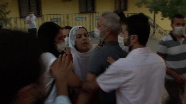 HDP'li vekil Remziye Tosun, Diyarbakır annelerine küstahça hakaret etti