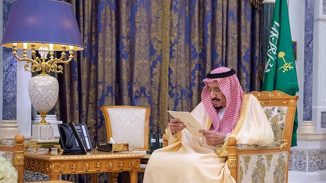 Suudi Arabistan Kralı Selman'dan kritik yerlere yeni atamalar gerçekleştirdi