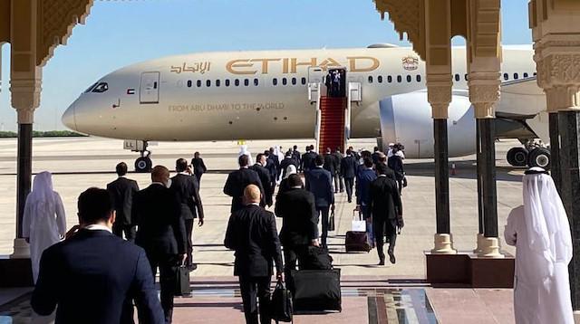 BAE-İsrail normalleşmesi son sürat devam ediyor