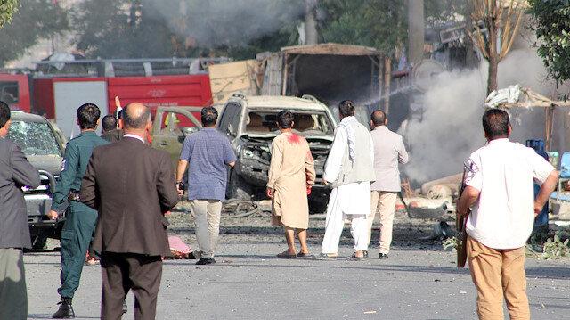 Afganistan'da kanlı saldırı: 12 kişi hayatını kaybetti