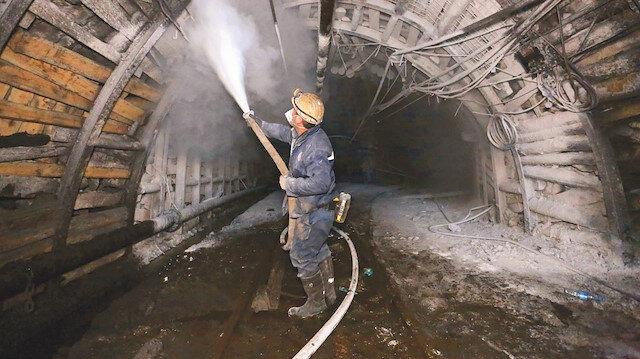 Madenlerde bürokrasi bitti