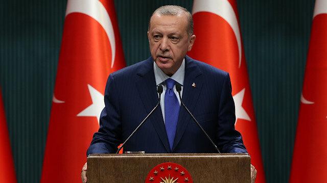 Cumhurbaşkanı Erdoğan: Milletimizin istiklaline ve istikbaline uzanan her eli kıracağız