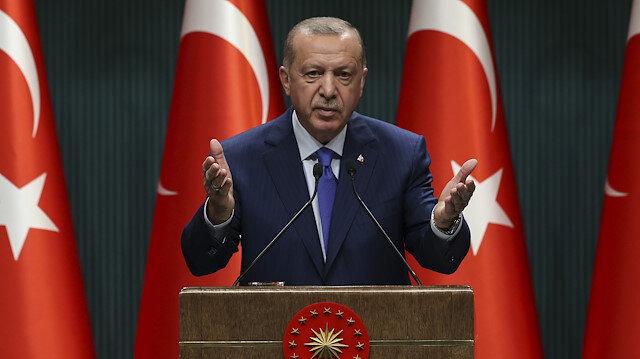 Cumhurbaşkanı Erdoğan duyurdu: 5. ve 9. sınıflar 2 Kasım'da yüz yüze eğitime başlıyor