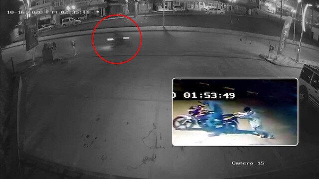 Hırsızlar polisi karşısında görünce şoke oldu: Bizi nasıl buldunuz