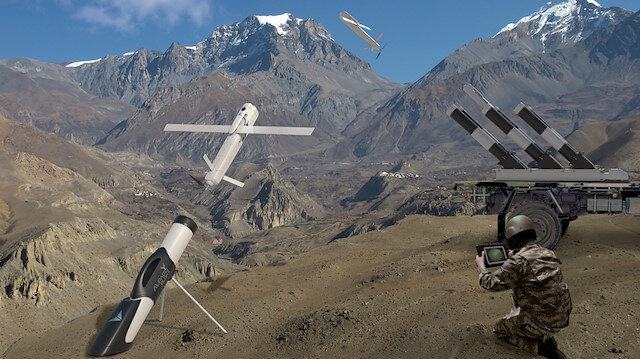 Türk 'kamikaze drone'lar önümüzdeki yıllarda harp sahalarına damgasını vurabilir